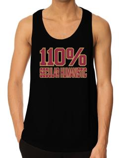 110% Secular Humanistic Tank Top