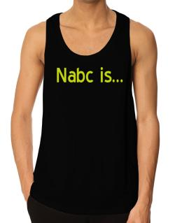 Nabc Is Tank Top