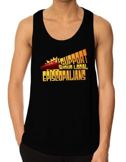 Support Your Local Episcopalians Tank Top