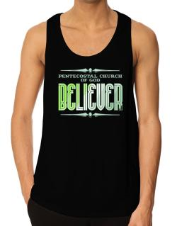 Pentecostal Church Of God Believer Tank Top
