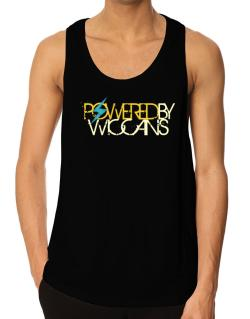 Powered By Wiccans Tank Top