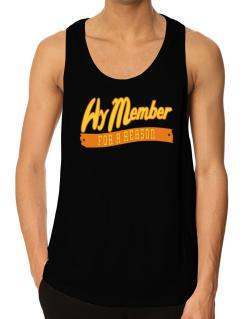 Hy Member For A Reason Tank Top