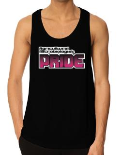 Agricultural Microbiologist Pride Tank Top