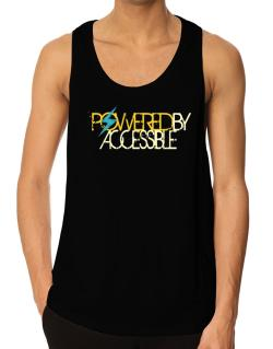 Powered By Accessible Tank Top