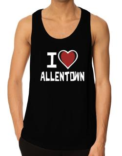 I Love Allentown Tank Top
