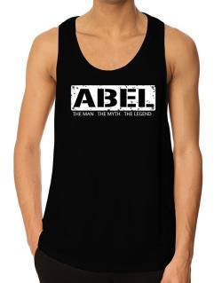 Abel : The Man - The Myth - The Legend Tank Top