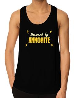 Powered By Ammonite Tank Top
