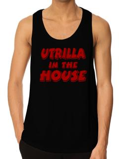 Utrilla In The House Tank Top