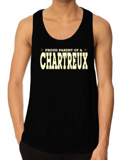 PROUD PARENT OF A Chartreux Tank Top