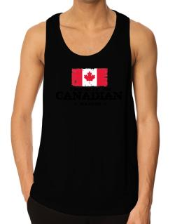 Property of Canadian Nation Tank Top