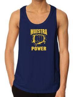Power Ceviche Tank Top