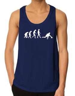 Curling Evolution Tank Top