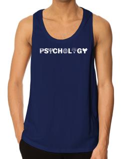 Psychology symbolism Tank Top