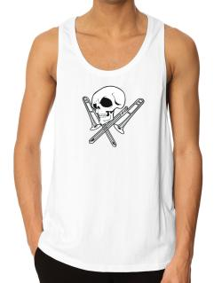 Polo Playero de Skull and Trombone