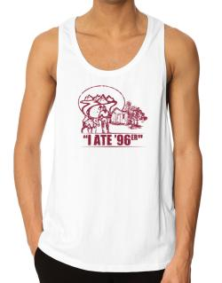 I ate 96er outdoors Tank Top