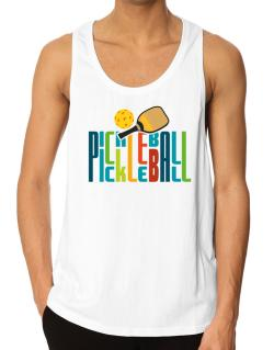 Pickleball fan Tank Top