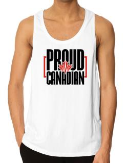 Canada proud Canadian Tank Top