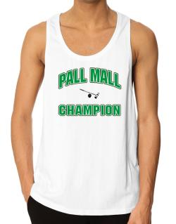 Pall Mall champion Tank Top