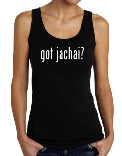 Got Jachai? Tank Top Women