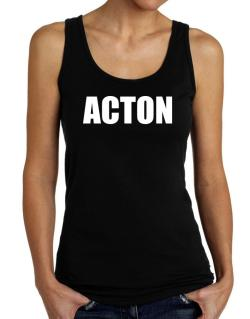 Acton Tank Top Women