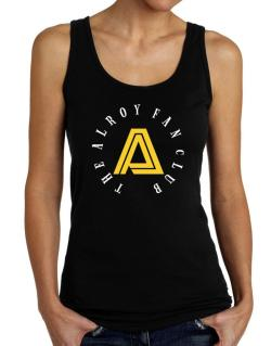 The Alroy Fan Club Tank Top Women