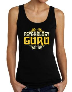 Psychology Guru Tank Top Women