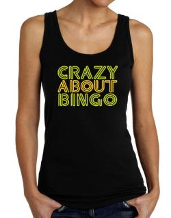 Crazy About Bingo Tank Top Women