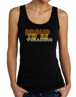 Proud To Be Voracious Tank Top Women