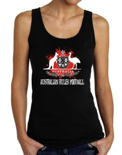 Australia Australian Rules Football / Blood Tank Top Women