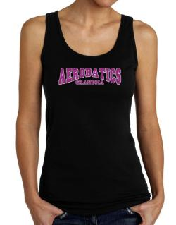 Aerobatics Grandma Tank Top Women
