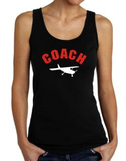 """ Aerobatics COACH "" Tank Top Women"