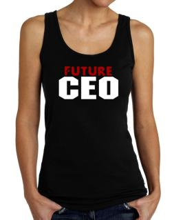 Future Ceo Tank Top Women
