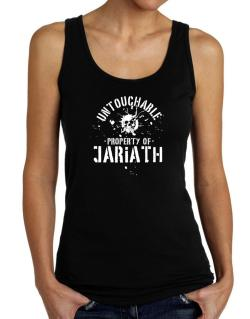 Untouchable : Property Of Jariath Tank Top Women