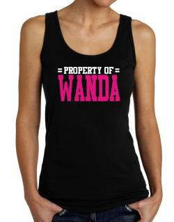Property Of Wanda Tank Top Women