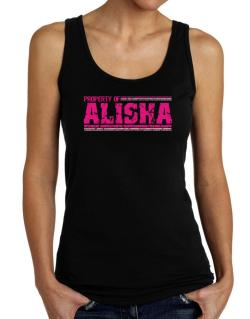 Property Of Alisha - Vintage Tank Top Women