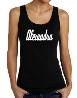 Alexandra Tank Top Women