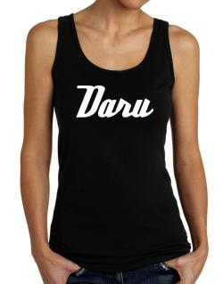 Daru Tank Top Women