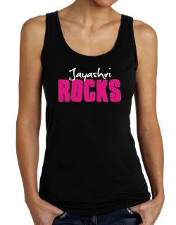 Jayashri Rocks Tank Top Women