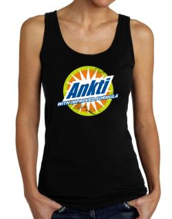 Ankti - With Improved Formula Tank Top Women