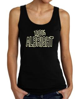 100% Albright Tank Top Women