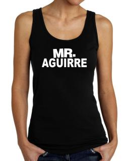 Mr. Aguirre Tank Top Women