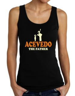 Acevedo The Father Tank Top Women
