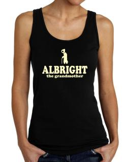 Albright The Grandmother Tank Top Women