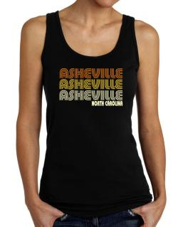 Asheville State Tank Top Women