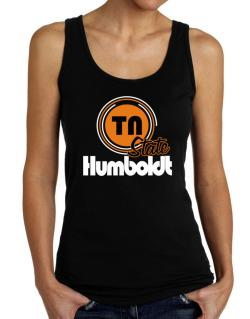 Humboldt - State Tank Top Women