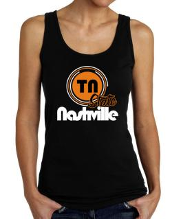 Nashville - State Tank Top Women