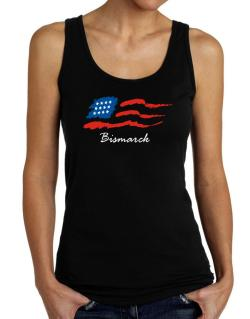 Bismarck - Us Flag Tank Top Women