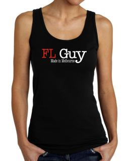 Guy Made In Melbourne Tank Top Women