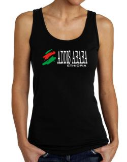 Brush Addis Ababa Tank Top Women