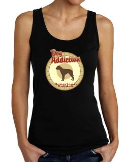 Dog Addiction : American Bulldog Tank Top Women